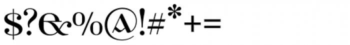 Ethlinn Regular Font OTHER CHARS