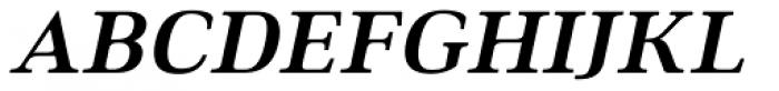 Ethos Expanded Bold Italic Font UPPERCASE