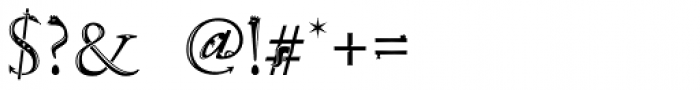 Etymonster Regular Font OTHER CHARS