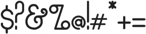 Eugiene otf (400) Font OTHER CHARS