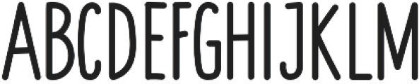 Euphoria Sans otf (400) Font UPPERCASE