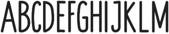 Euphoria Sans otf (400) Font LOWERCASE