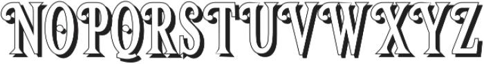 Euphoria Serif otf (400) Font UPPERCASE