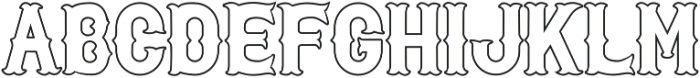 Euphoria Tuscan otf (400) Font LOWERCASE