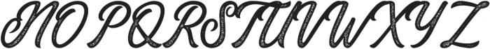 Eusthalia Stamped otf (400) Font UPPERCASE
