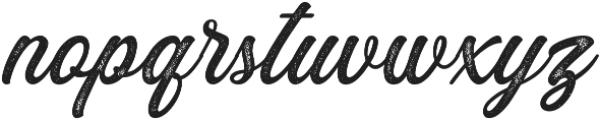Eusthalia Stamped otf (400) Font LOWERCASE