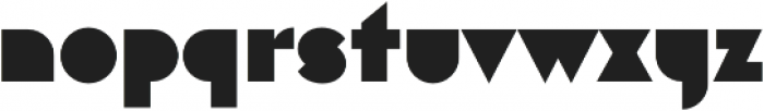 Eutopia Background otf (400) Font LOWERCASE