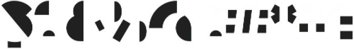 Eutopia Yang Duotone otf (400) Font OTHER CHARS
