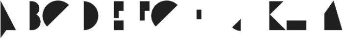 Eutopia Yang Duotone otf (400) Font UPPERCASE