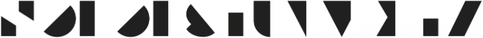 Eutopia Yin Duotone otf (400) Font UPPERCASE