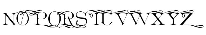 EuclidCP Font UPPERCASE