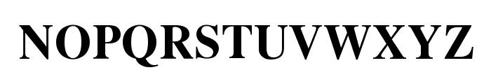 EucrosiaUPC Bold Font UPPERCASE