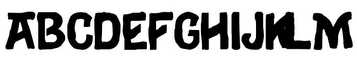 Eulogy Font LOWERCASE
