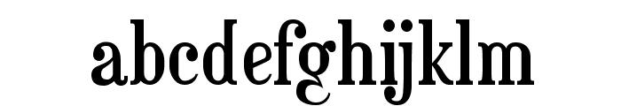 Euphorigenic Font LOWERCASE