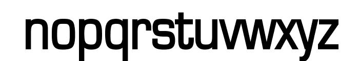 Eurasia Bold Font LOWERCASE