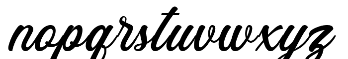 EusthaliaClean Font LOWERCASE