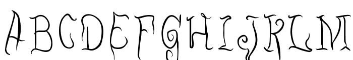 eugo Font UPPERCASE
