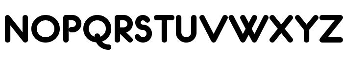 eurofurence  bold Font UPPERCASE