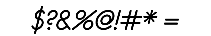 eurofurence  italic Font OTHER CHARS