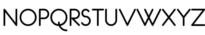eurofurence  regular Font UPPERCASE
