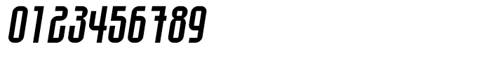 Eumundi Sans Italic Font OTHER CHARS