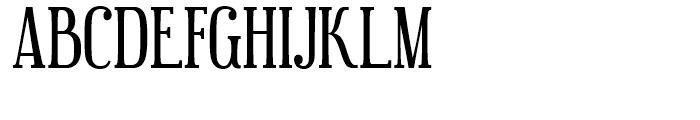 Euphorigenic Regular Font UPPERCASE