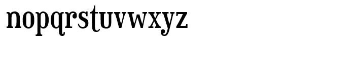 Euphorigenic Regular Font LOWERCASE