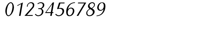 EuroSans Light Oblique Font OTHER CHARS