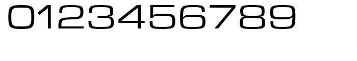 Eurostile Next Extended Regular Font OTHER CHARS