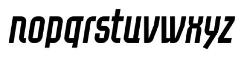 EumundiSans Italic Font LOWERCASE