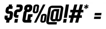 EumundiSerif Bold Italic Font OTHER CHARS