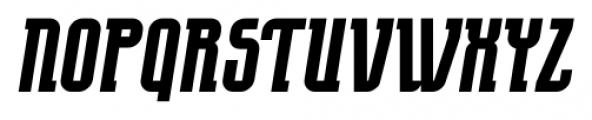 EumundiSerif Bold Italic Font UPPERCASE