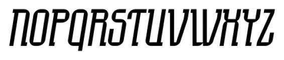 EumundiSerif Book Italic Font UPPERCASE