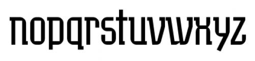 EumundiSerif Book Font LOWERCASE