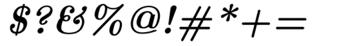 Euclid Bold Italic Font OTHER CHARS