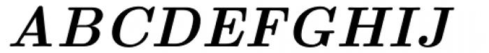 Euclid Bold Italic Font UPPERCASE