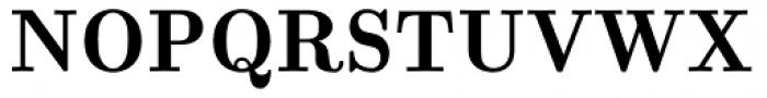 Euclid Bold Font UPPERCASE