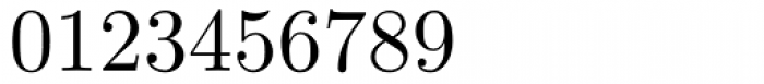 Euclid Font OTHER CHARS