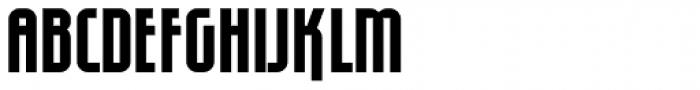 Eumundi Sans Bold Font UPPERCASE