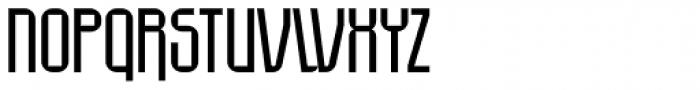 Eumundi Sans Book Font UPPERCASE