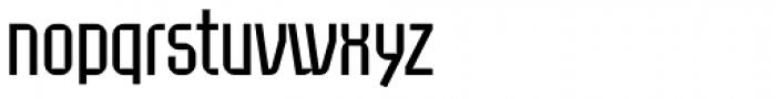Eumundi Sans Book Font LOWERCASE