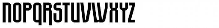 Eumundi Sans Font UPPERCASE