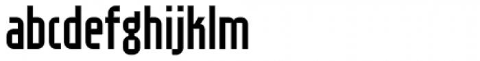 Eumundi Sans Font LOWERCASE