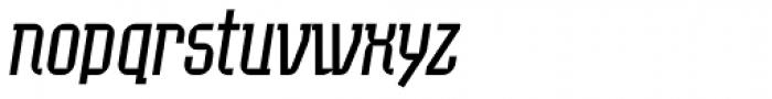 Eumundi Serif Book Italic Font LOWERCASE