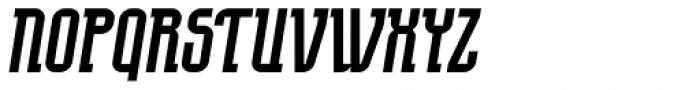Eumundi Serif Italic Font UPPERCASE