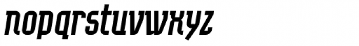 Eumundi Serif Italic Font LOWERCASE