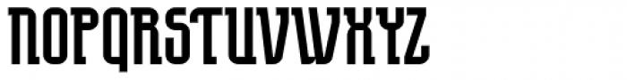 Eumundi Serif Font UPPERCASE