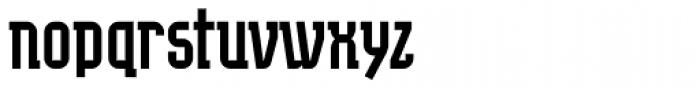 Eumundi Serif Font LOWERCASE