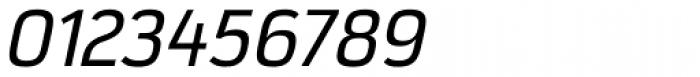 Eund Medium Italic Font OTHER CHARS