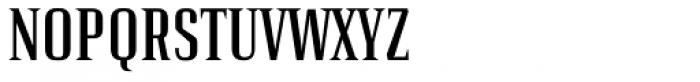 Euphonia Latin Font UPPERCASE